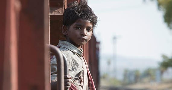 Saroo - the main character in the film Lion
