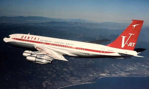 John travolta boeing 707 price