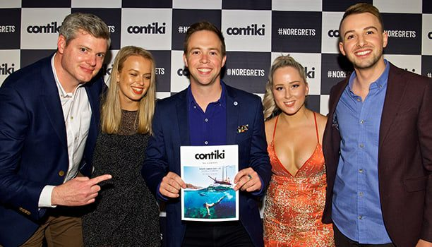 contiki-launch