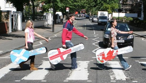 KARRYON-London-Abbey-Road-Crossing